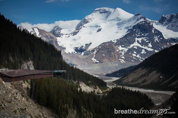 Rockies Glacier Skyway (BreatheDreamGo)
