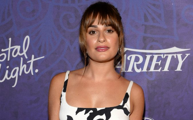 Actress Lea Michele attends Variety and Women in Film Emmy Nominee Celebration powered by Samsung Galaxy on August 23, 2014 in West Hollywood, California. (Photo by Michael Kovac/Getty Images for Variety)