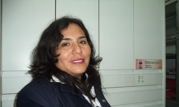 Lima, Peru: Ida Rodriguez, 41, Specialist in Information Technology: I do not take precautions. I think having my ID with my fingerprint is enough. Identity theft is a very delicate issue; usually committed by a felon; it is misused and causes great harm. Here, there are more cases of namesakes. It probably occurs more in other technologically advanced countries, we are not so advanced in this aspect.