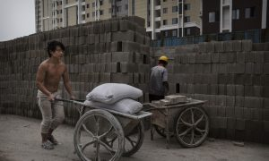 China's Economic Index Takes a Plunge