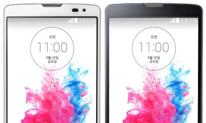 LG Gx2 smartphone