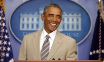 Dear President Obama, I Hope You Roll Out the Tan Suit Again