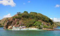 Komodo Dragons and Coral Reefs: Komodo National Park 2 Day Boat Tour