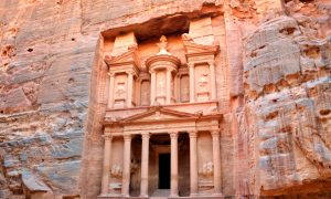 Petra - Ancient Rock City in Jordan