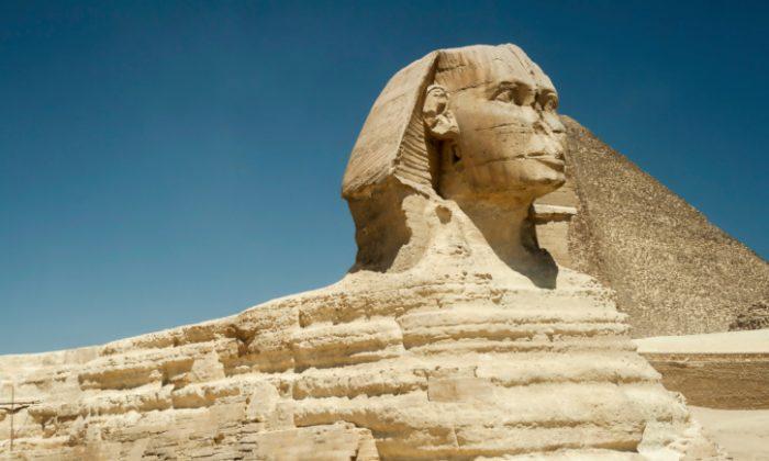 The Sphinx at Gisa, Egypt. (David Henderson/iStock/Thinkstock)