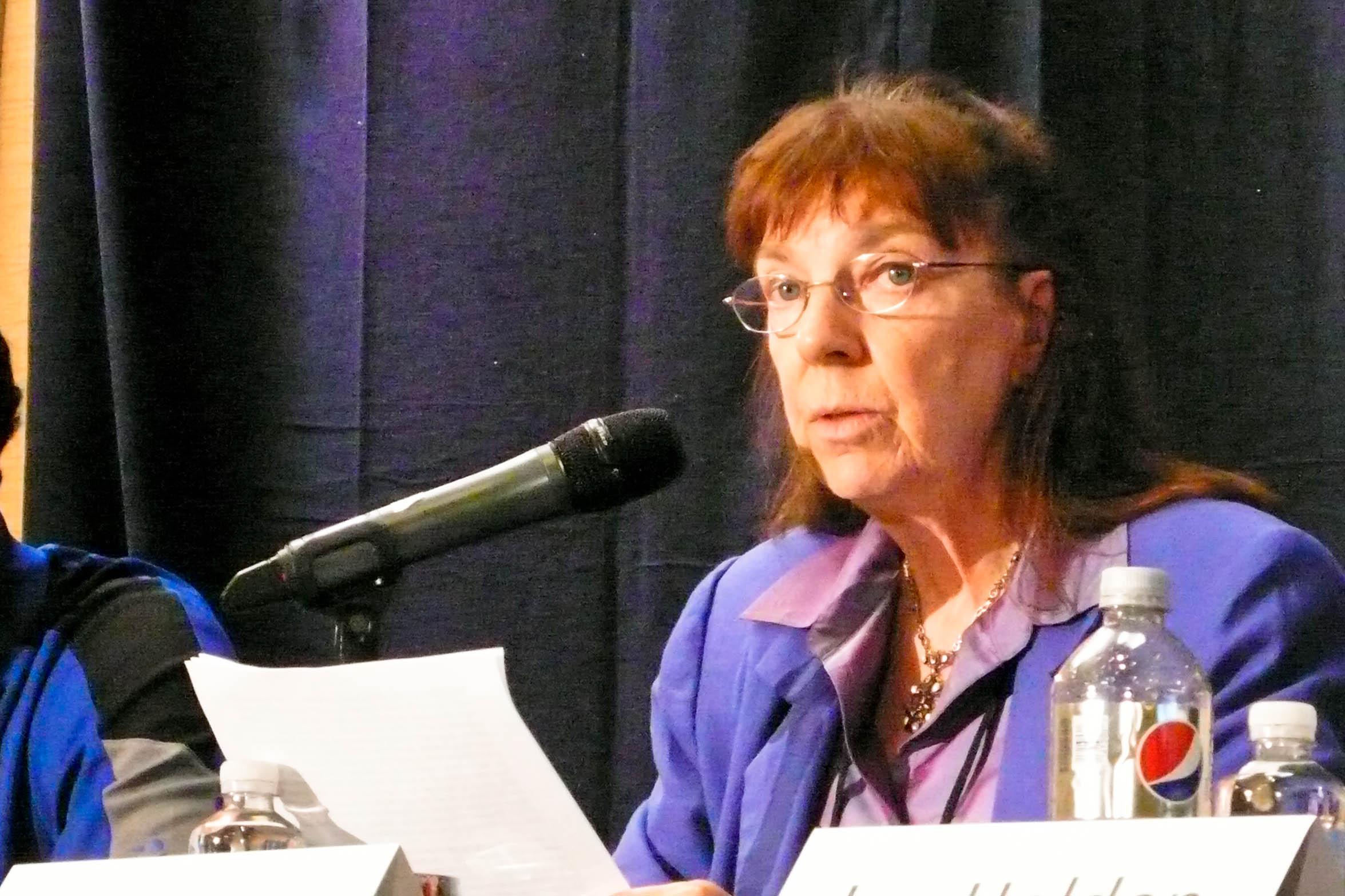 Suzanne Mays