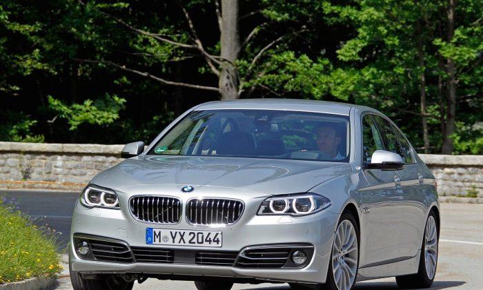 2014 BMW 535d (Courtesy of NetCarShow.com)