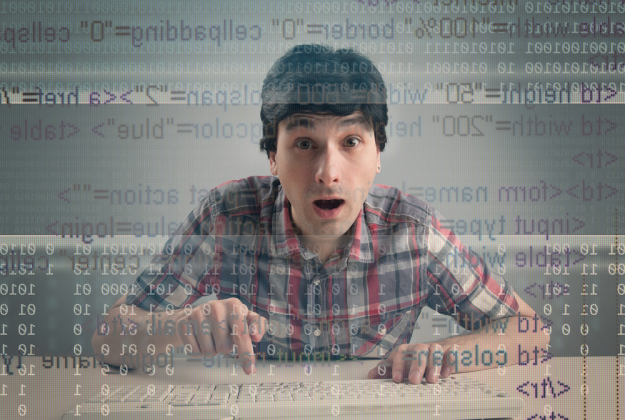 Computer Science students learn to create software using programming languages. (*Shutterstock)