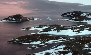 Melting Ice Shelves Drive Rapid Antarctic Sea Level Rise (Video)