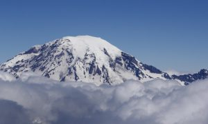 Mount Rainier Volcano Eruption Discussed in Article About Iceland Volcanoes