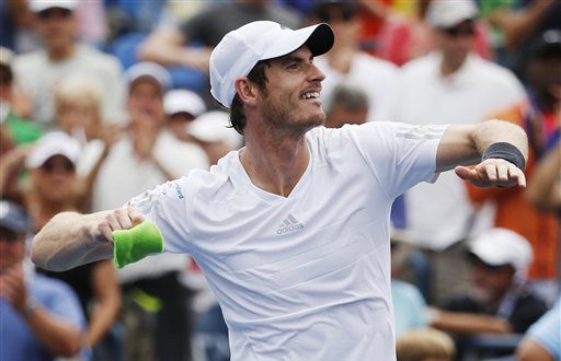 Andy Murray vs Jo-Wilfried Tsonga: TV Channel, Live Stream, Time for US Open Match (+Head to Head)