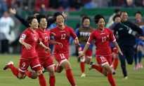 A Unified Korea—on the Soccer Field at Least