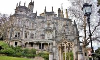 The Gothic Beauty of Quinta da Regaleira in Sintra