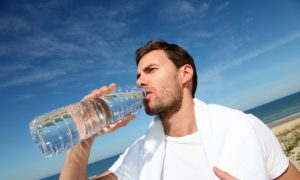 Drinking Too Much Water Can be Fatal to Athletes