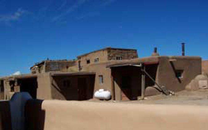 Pueblo Architecture ( J. Lang Wood, Go Nomad)