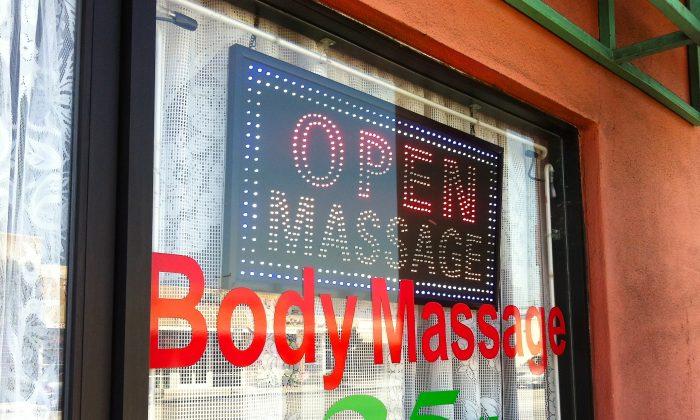 Massage parlor san gabriel