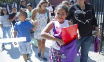 Back to School for 1.1 Million New Yorkers