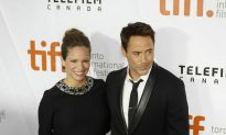 Robert Downey Jr. Says at 'The Judge' Premiere His Wife Is His Advisor