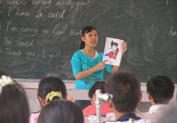 Teaching English in China (Vagabond Journey Travel)