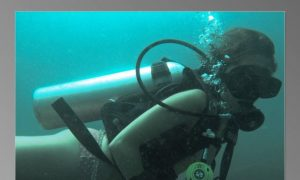 Scuba Diving in the Jade-Green Waters of Cambodia