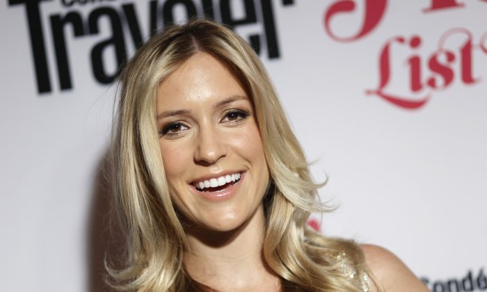 Kristin Cavallari at the Conde Nast Traveler Hot List Party at The Presidential Suite of Hotel Bel-Air in Los Angeles on April 12, 2012. (Danny Moloshok, File, AP Photo)
