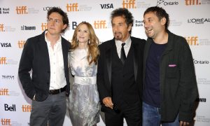 Al Pacino Destroys 'Manglehorn' Press Conference at TIFF