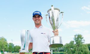 Horschel Wins BMW Event