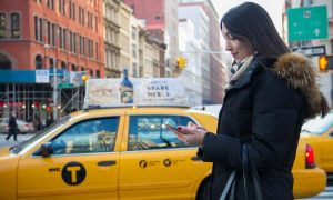 Need a Taxi? Payment Rivals Try for Universal E-hail