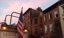 5 Firefighters Injured in Bed-Stuy Blaze