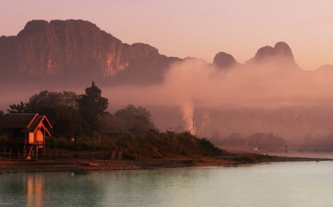 Southern Laos (A Luxury Travel)