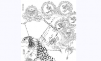 Chinese Legends: Yi Shoots Down the Suns and Chang'E Flies to the Moon