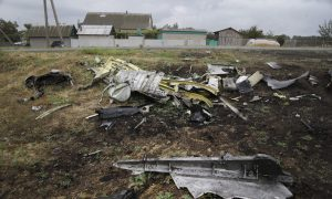Malaysia Airlines Flight 17: Russian Report Says Military Aircraft Shot MH17 Down