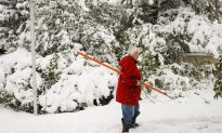 Second Major Snowfall Prompts Calgary to Open Emergency Operations Centre