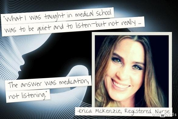 Erica McKenzie (Background image: Agsandrew/iStock/Thinkstock; Right: Courtesy of Erica McKenzie)