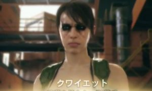 Metal Gear Solid 5 The Phantom Pain: New MGSV TPP Quiet Trailer Out and Metal Gear Collection 2014 Teased