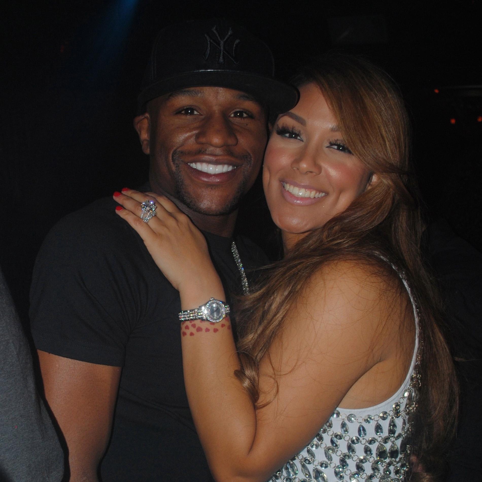 Mayweather dating MS Jackson