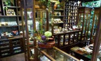 Jioufen's  Tea House: A Step Back in Time