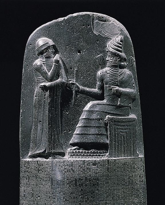 Hammurapi's Code of Laws