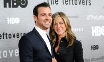 Jennifer Aniston's Husband, Justin Theroux Comments on Pitt-Jolie Split