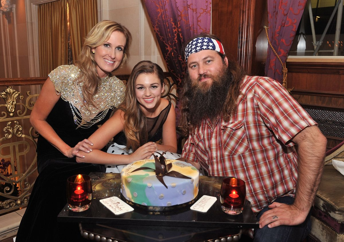 Suspect arrested for shooting at home of 'Duck Dynasty' star Willie Robertson