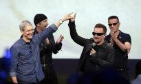 """Why Your iTunes Had a Free U2 Album """"Songs of Innocence"""""""
