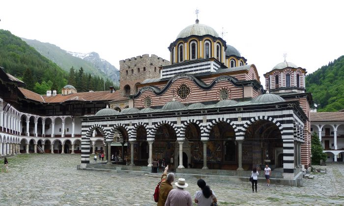 Rila Monastery, one of Bulgaria's most important spiritual and cultural centres. (Barbara and Manos Angelakis)