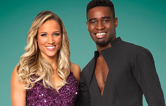 Keo Motsepe Bio Height Age Facts Dance Partner For First Black Dancing With The Stars Professional Dancer Update