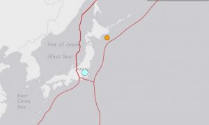 Tokyo Earthquake: Japan Capital Rattled by Strong Quake; Near Iwai, Sakai, Ishige
