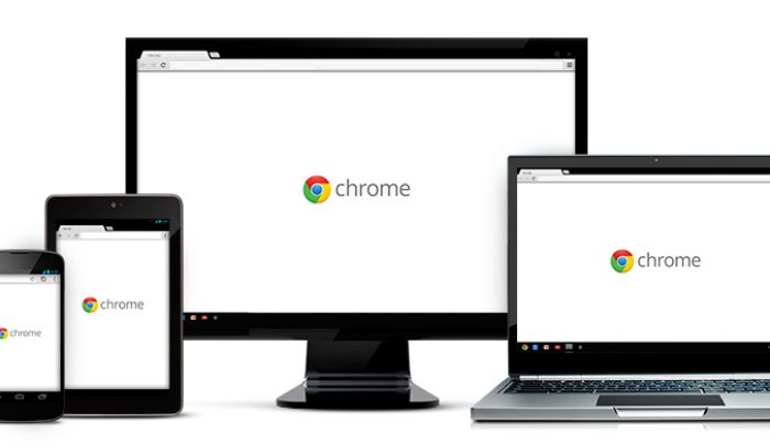 Chrome browser for Mac (Courtesy of Google)