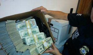Los Angeles a Major Hub for Drug Money Laundering