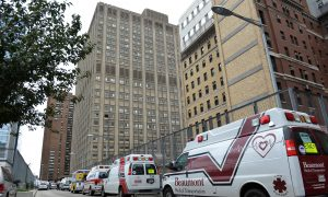 Hospitals Struggled During and After Superstorm Sandy