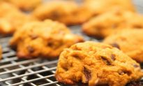 Ridiculously Good Pumpkin Spice Cookies