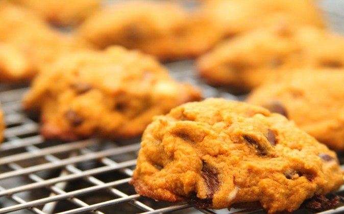 Pumpkin spice cookies are a great way to celebrate fall! (Keith McDuffee, CC BY 2.0)