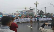 China Sees Week-Long Protest Against Chemical Plants